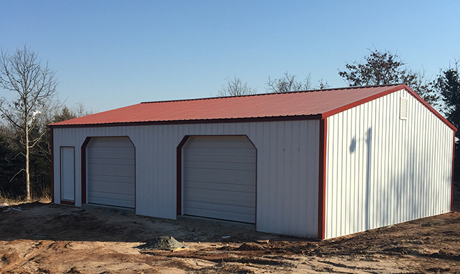 Oklahoma Concrete Services And Post Frame Buildings
